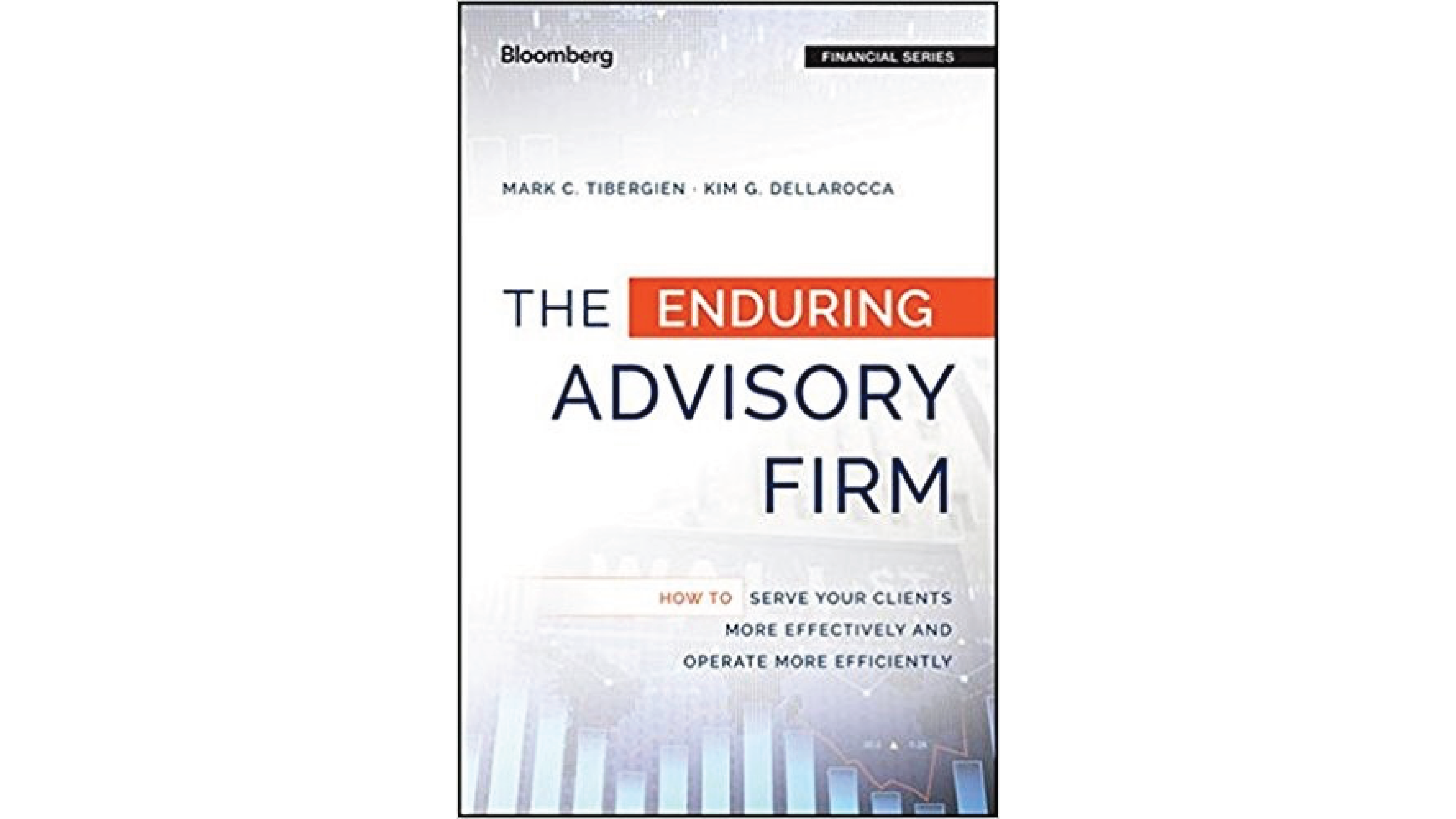 Mark Tibergien's Latest Book Could Put RIA Consultants Out of Business