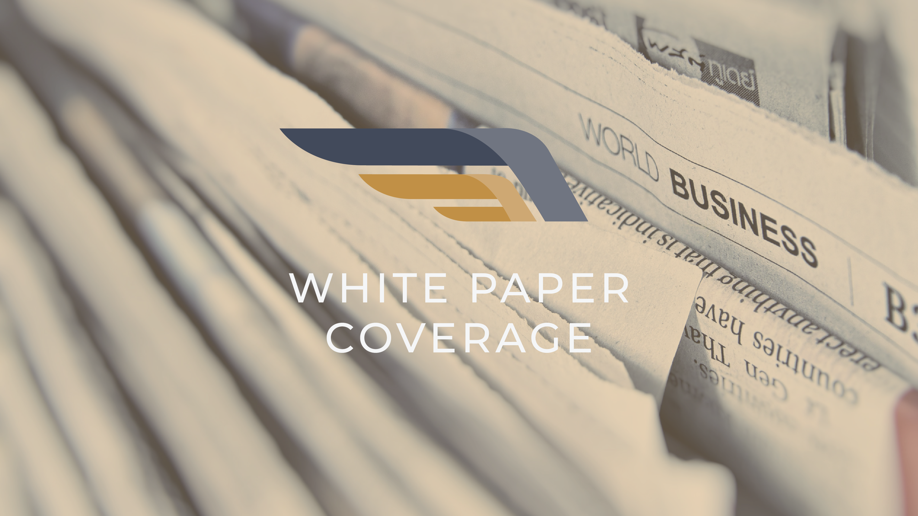 Industry Coverage of PFI Advisors' Recent COO White Paper