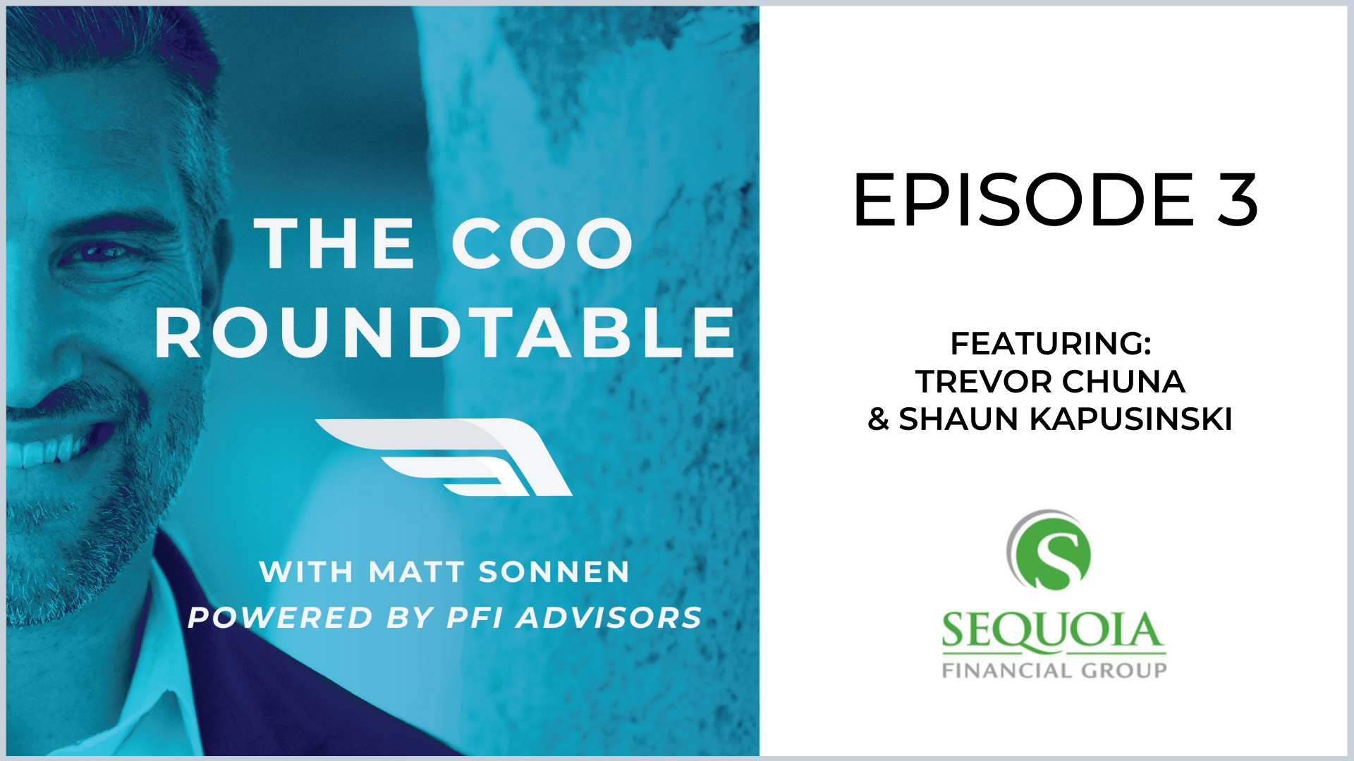 The COO Roundtable  Episode 3