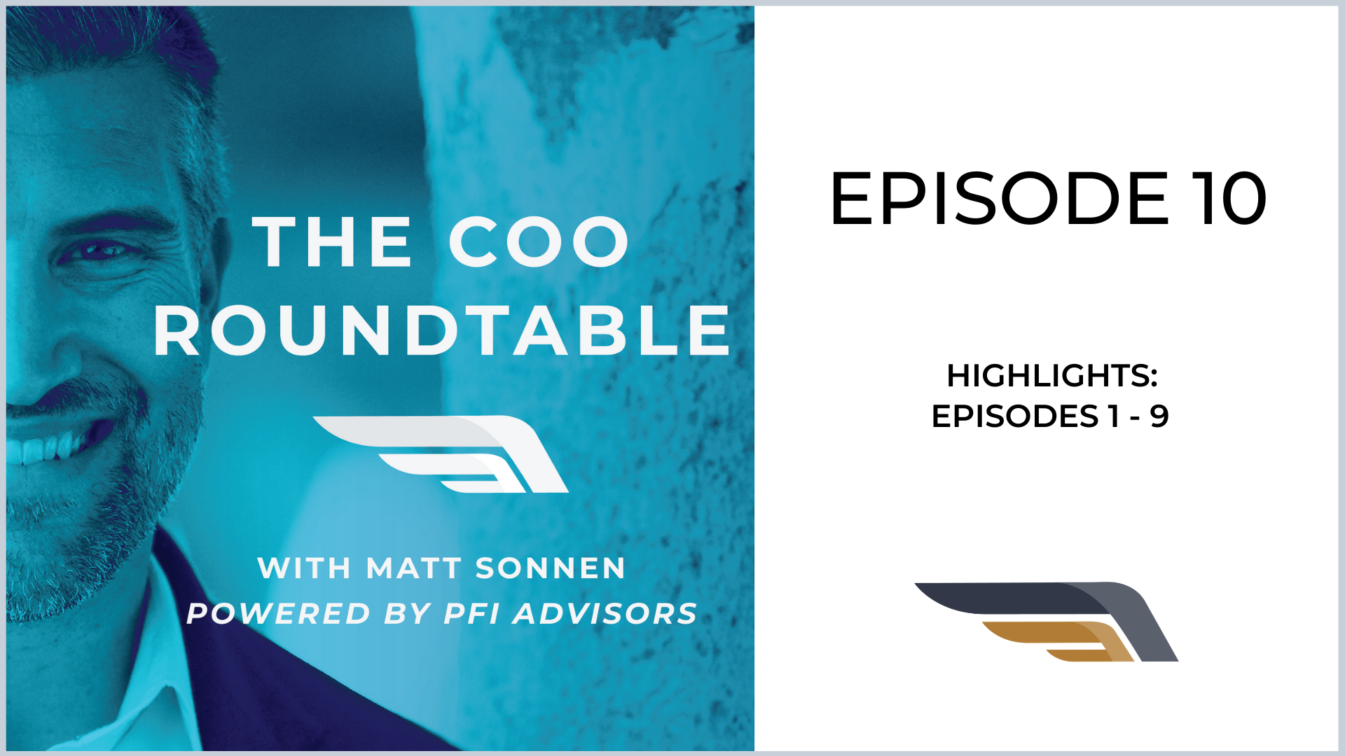 The COO Roundtable  Episode 10