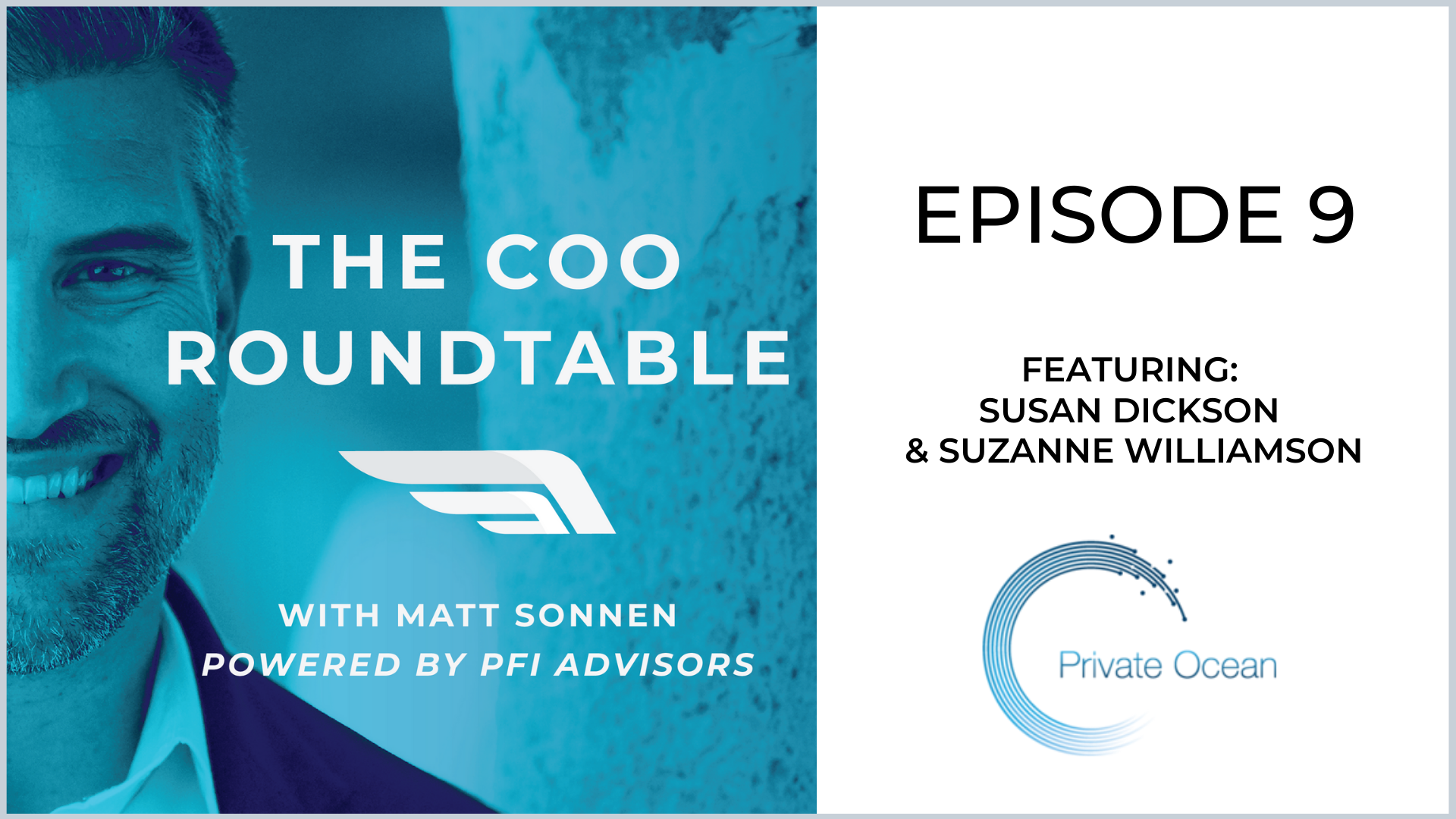 The COO Roundtable  Episode 9