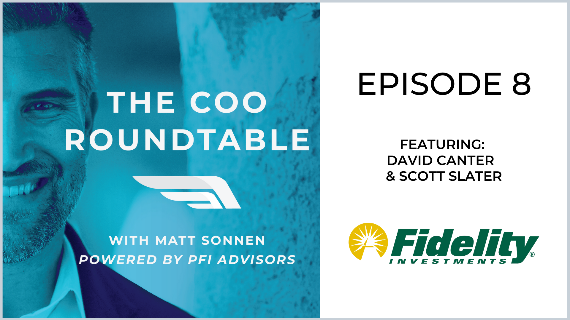 The COO Roundtable  Episode 8