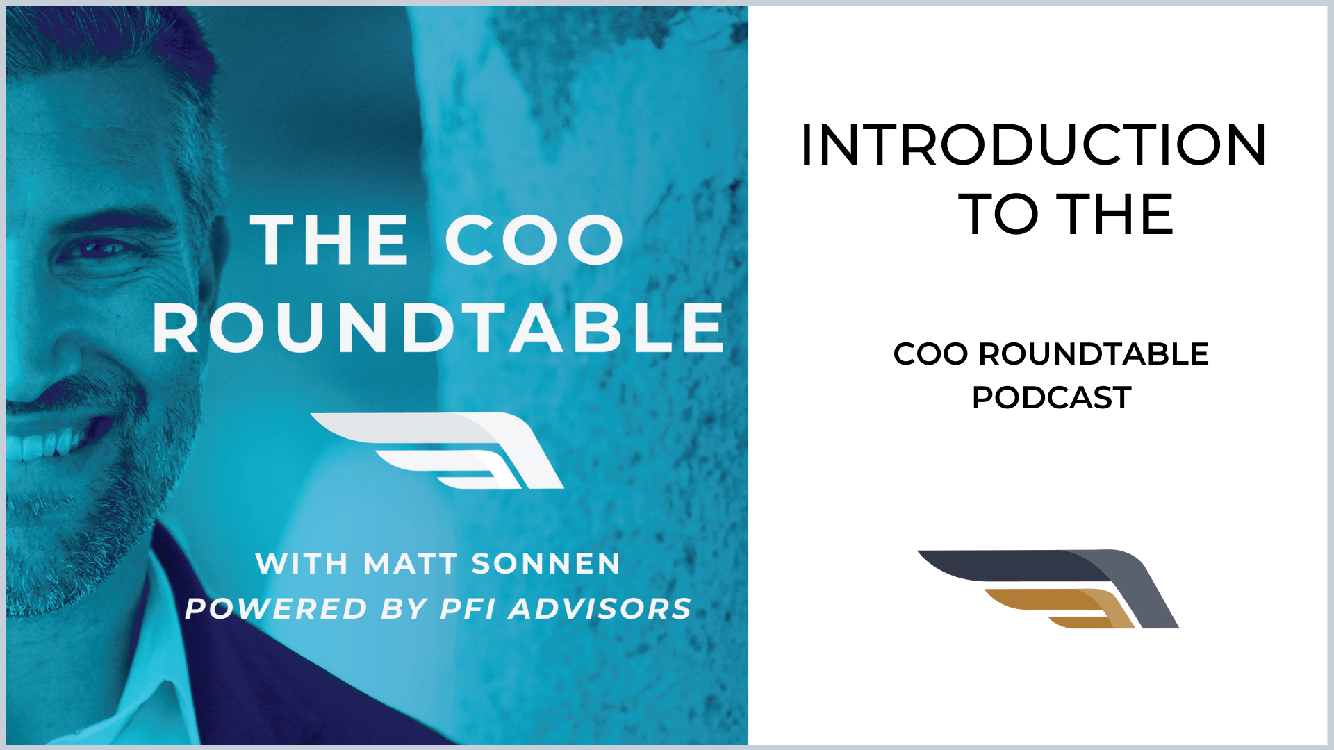 Introducing The COO Roundtable Podcast