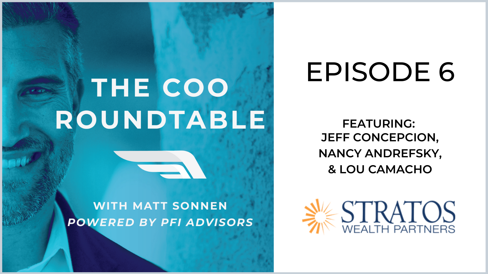 The COO Roundtable  Episode 6