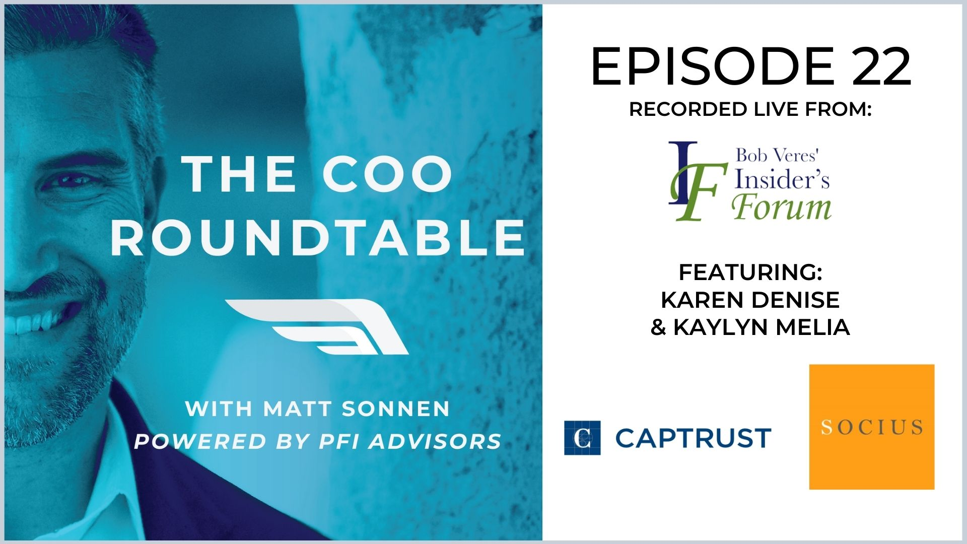 The COO Roundtable  Episode 22