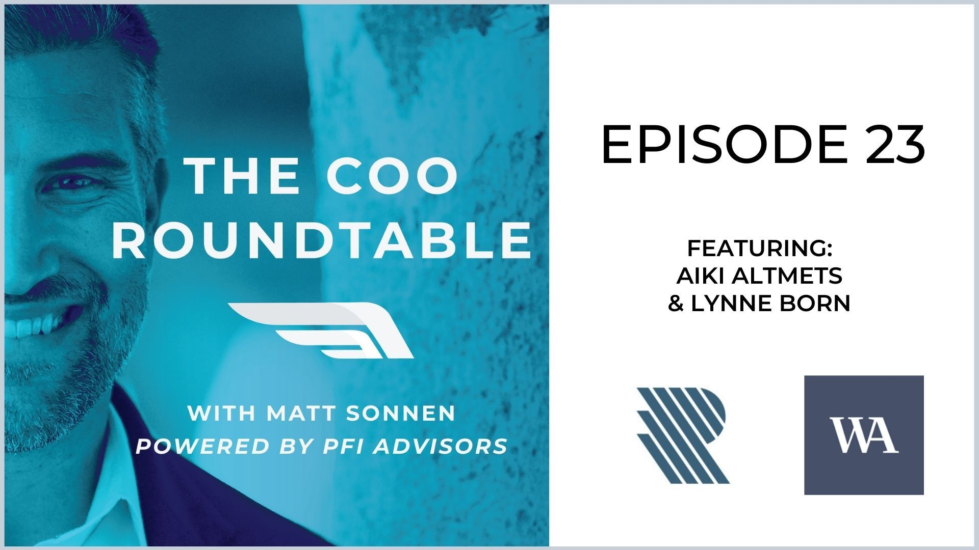 The COO Roundtable  Episode 23