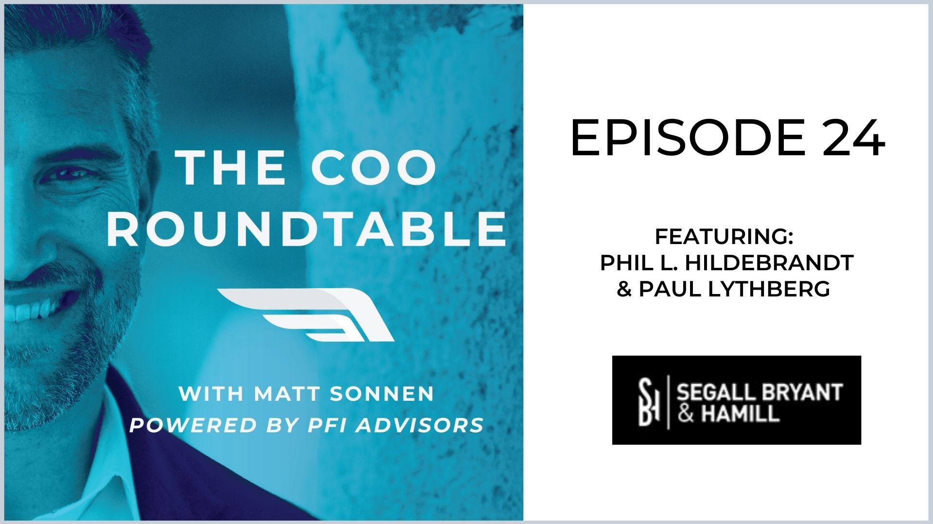 The COO Roundtable  Episode 24