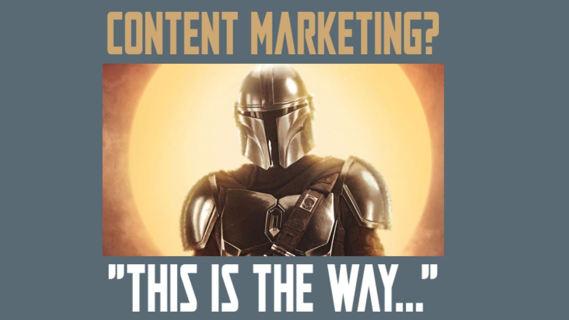 Our Thoughts on  Content Marketing