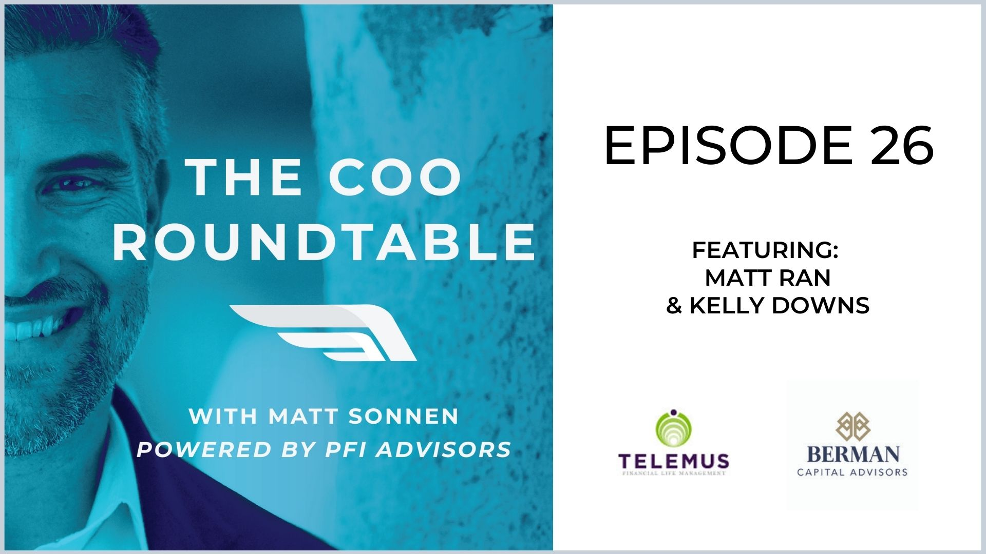 The COO Roundtable  Episode 26
