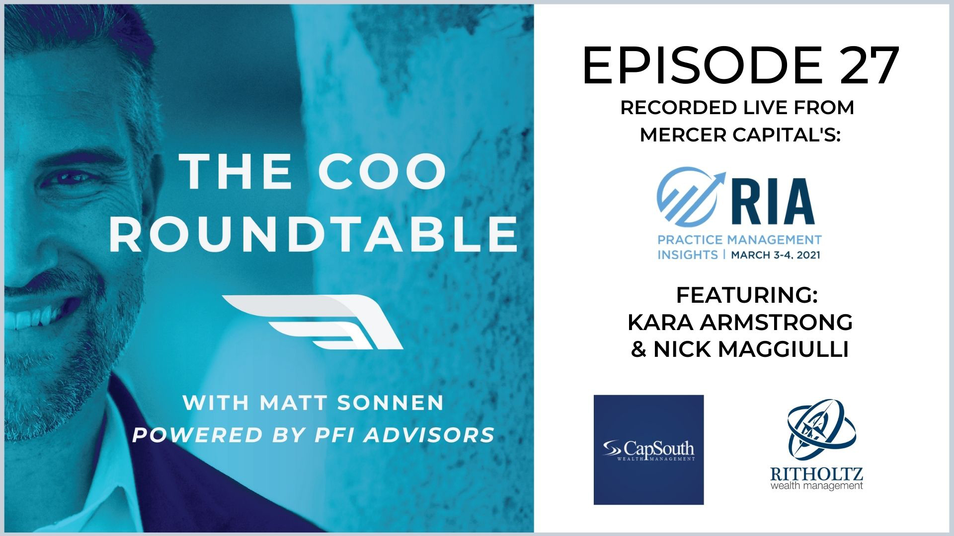 The COO Roundtable  Episode 27