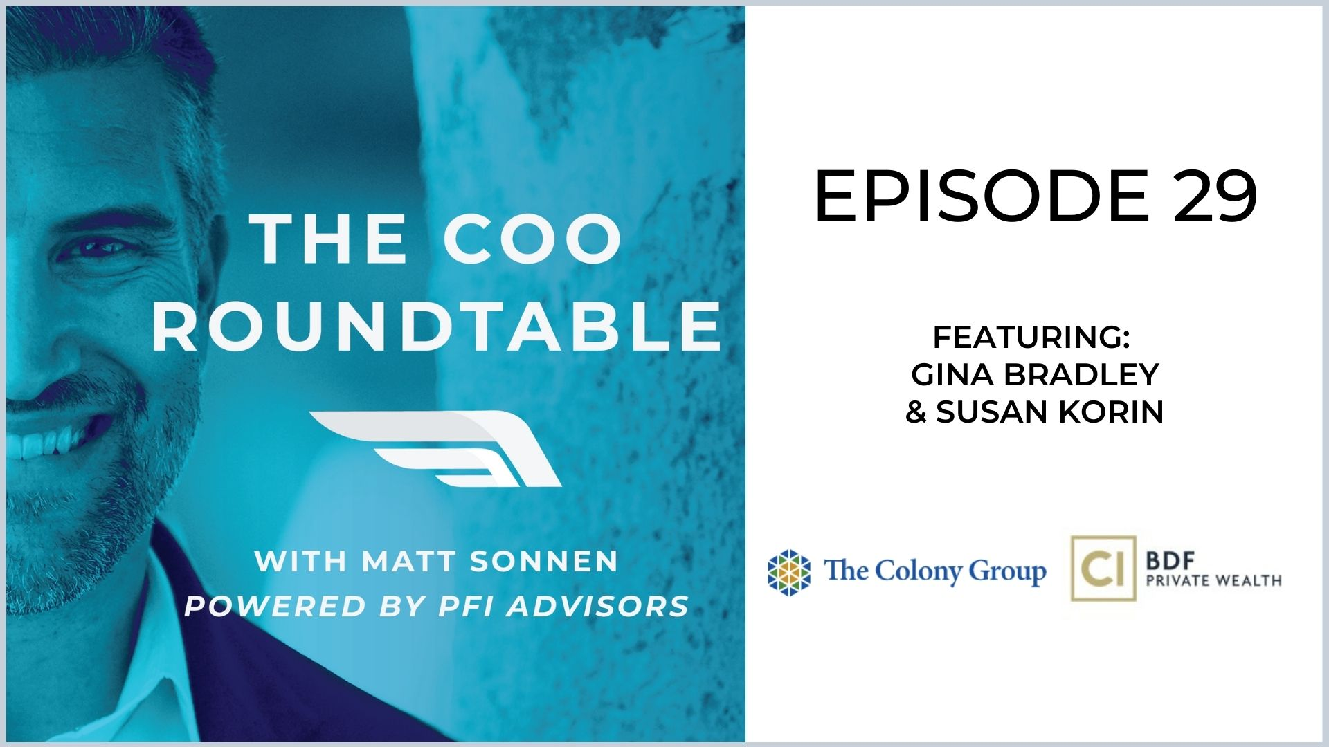 The COO Roundtable  Episode 29