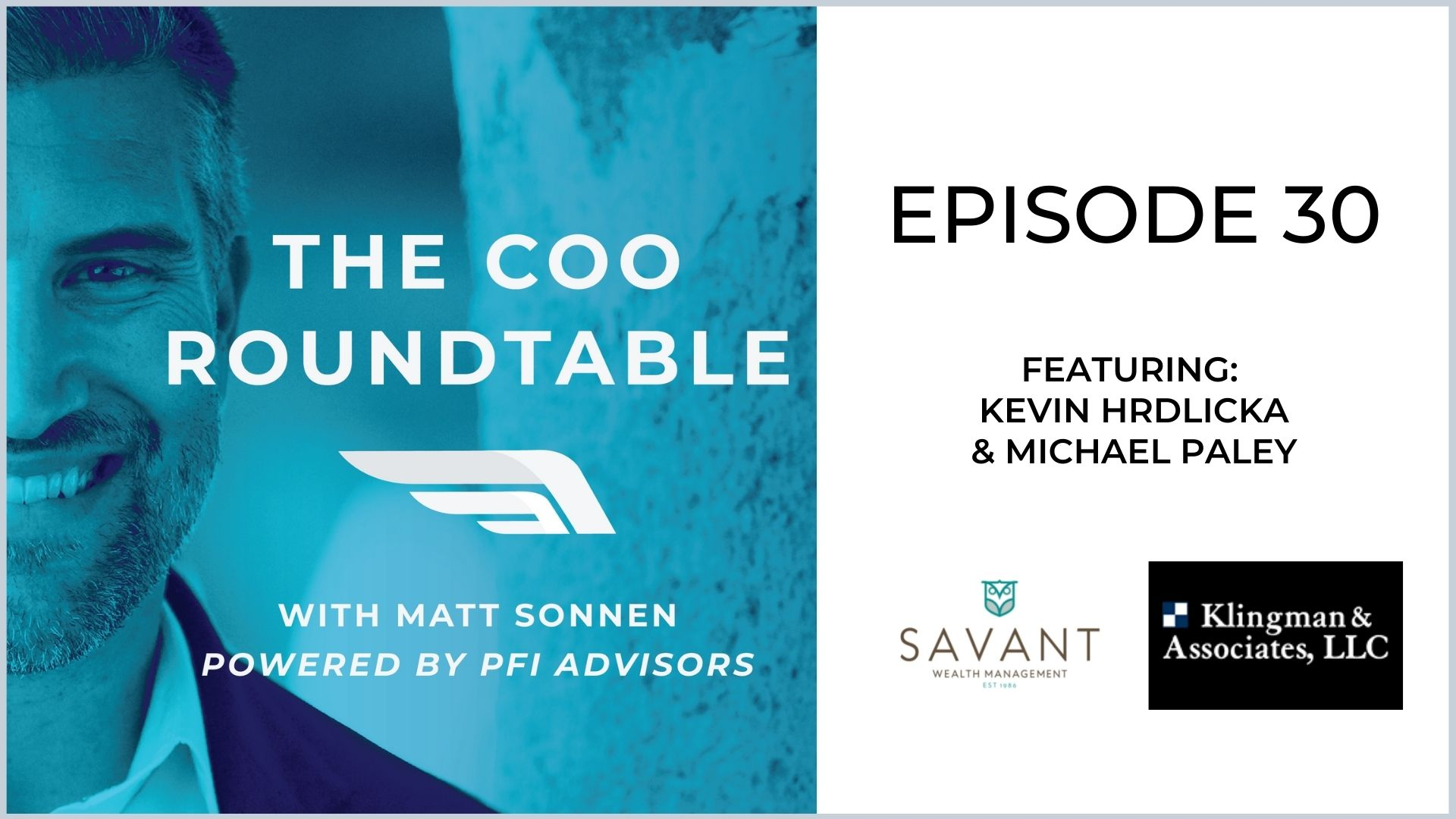 The COO Roundtable  Episode 30
