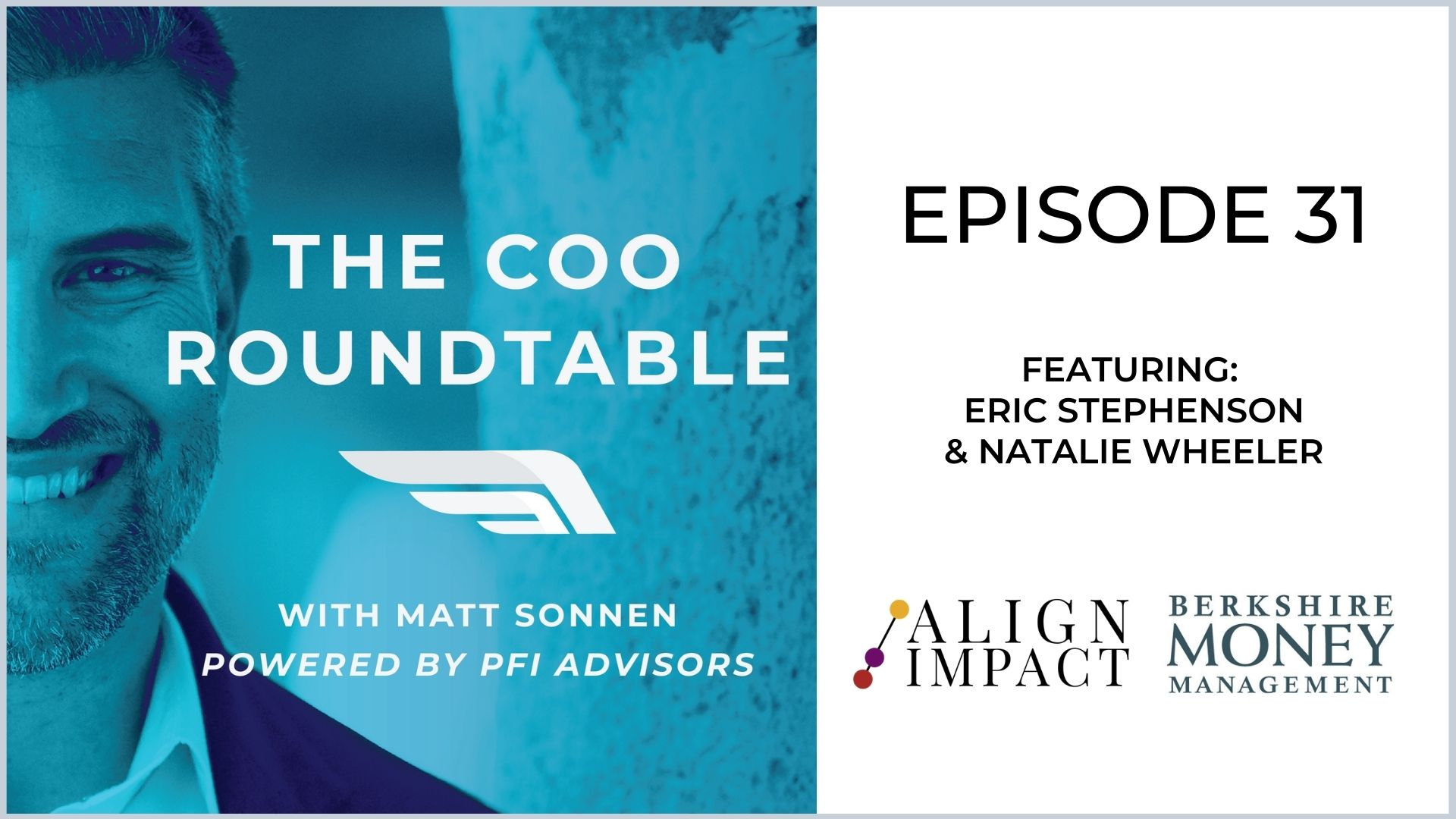 The COO Roundtable  Episode 31
